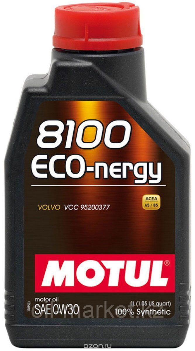 Моторное масло MOTUL 8100 Eco-nergy 0W-30 1л