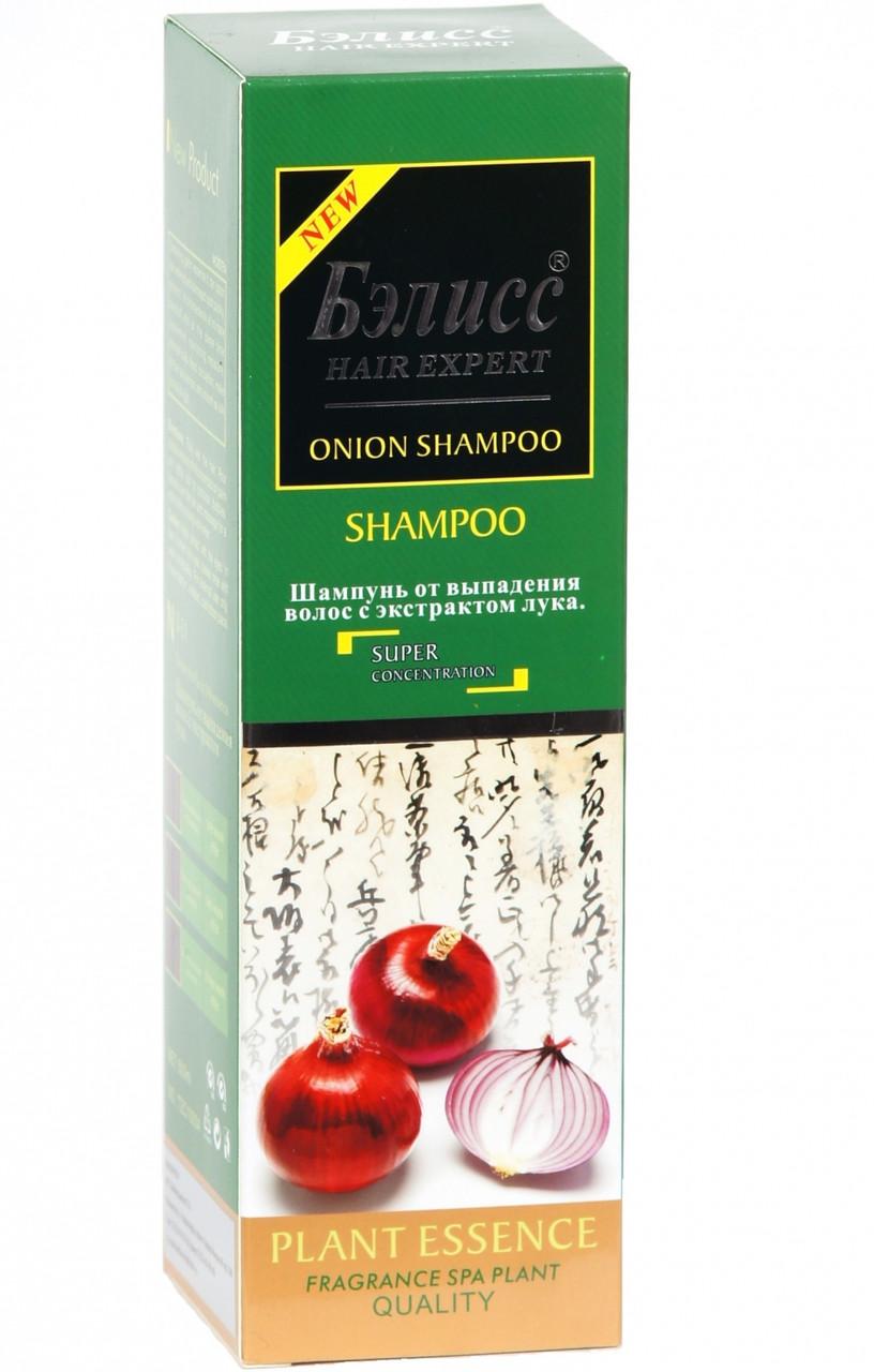 Шампунь для комбинированного типа волос от выпадения, с экстрактом лука, 500 мл.