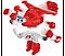 Игрушка супер крылья Говорящий трансформер Джетт YW710310, фото 2