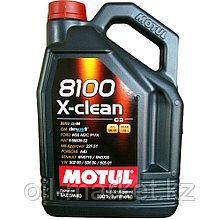 Моторное масло MOTUL 8100 X-clean 5W-40 5л