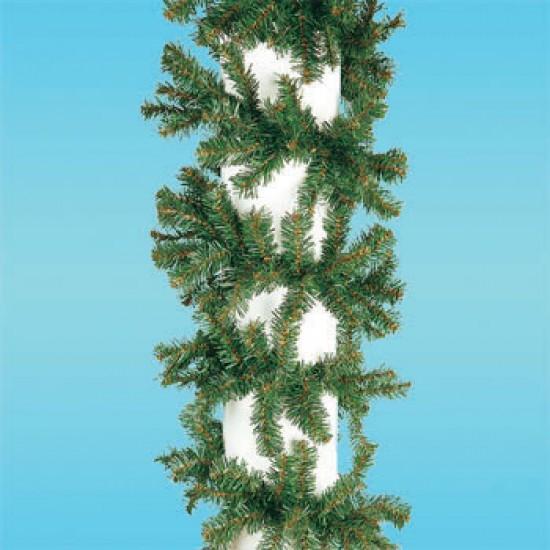 Хвойные гирлянды (ветки) для больших елок