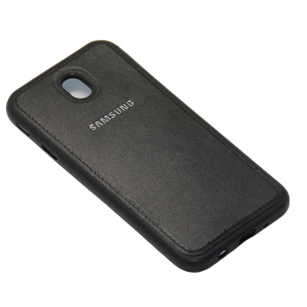 Чехол Original Кожаный Samsung J5 Prime