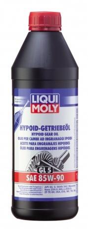 Трансмиссионное масло LIQUI MOLY SAE 85W-90 1л