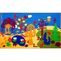 """Развивающая среда """"Фиолетовый лес"""" ( малая, 1 м * 1, 25 м)"""