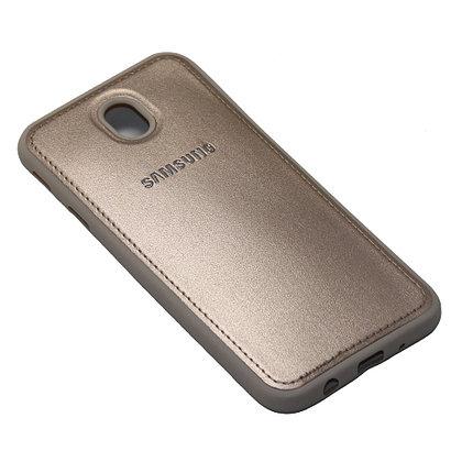 Чехол Original Кожаный Samsung J7 2017, фото 2