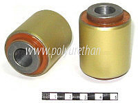 Комплект сайлентблоков тяги Панара задней подвески (из 2-х деталей)