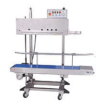 Конвейерный запайщик пакетов вертикальный FRM-1370 LD