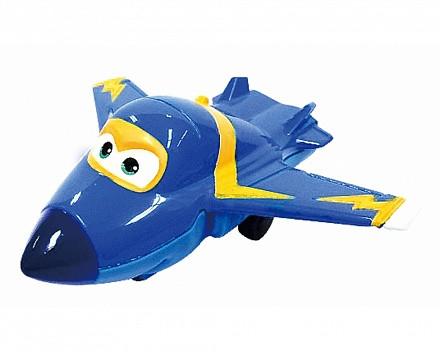 Металлический самолет Super Wings Джером Супер крылья YW710013