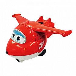 Металлический самолет Super Wings Джетт Супер крылья YW710011