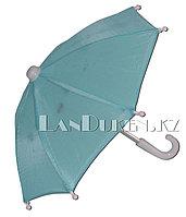 Зонтик для декора голубой (для праздника)