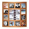 Рама для 13 фотографий Гудби