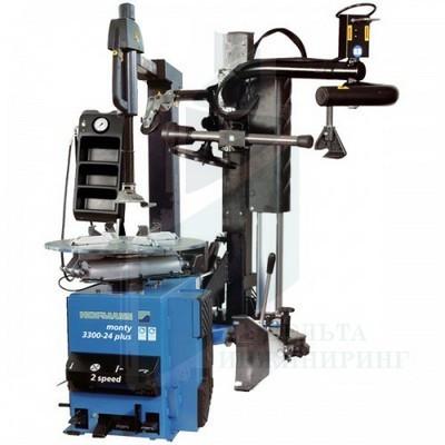 Шиномонтажный станок (стенд) автоматический Hofmann Monty 3300-24 SmartSpeed PLUS
