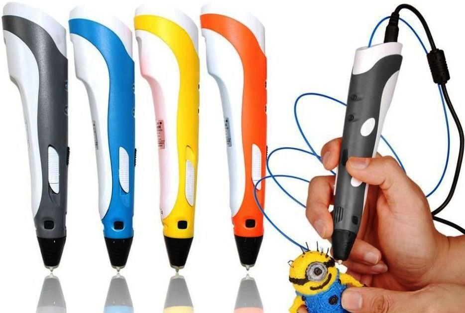 3D Ручка с LCD Экраном - фото 2