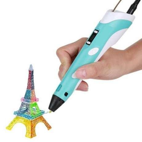 3D Ручка с LCD Экраном - фото 1