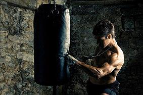 Боксерская груша мешок