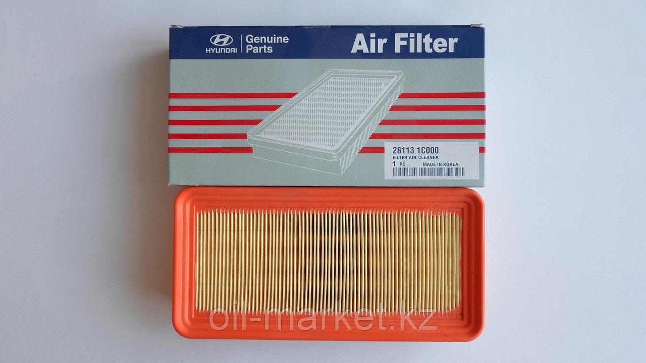 Воздушный фильтр Hyundai Getz/Click 02-10 1.4