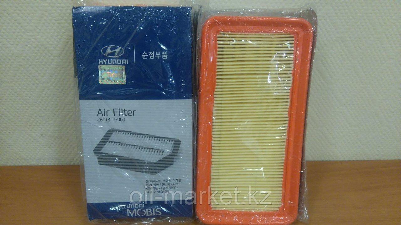 Воздушный фильтр Hyundai Accent 06-10, KIA RIO 05-10