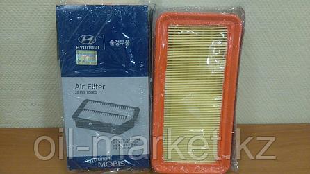 Воздушный фильтр Hyundai Accent 06-10, KIA RIO 05-10, фото 2
