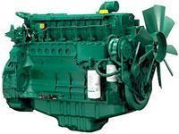 Дизельные двигатели Volvo
