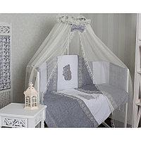 Комплект постельного белья 6 пр. БЯЗЬ (GulSara, Россия)