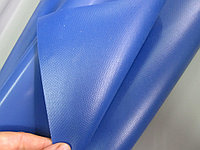 Ткань тентовая синяя ширина 2 м