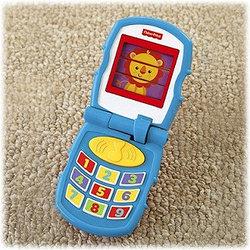 Fisher Price Первый музыкальный телефон