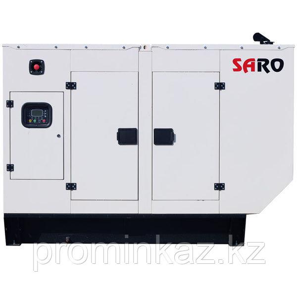 Дизельный генератор в тихом кожухе SARO SC110 80кВт