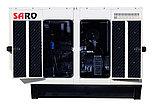 Дизельный генератор в тихом кожухе SARO SC110 80кВт, фото 2