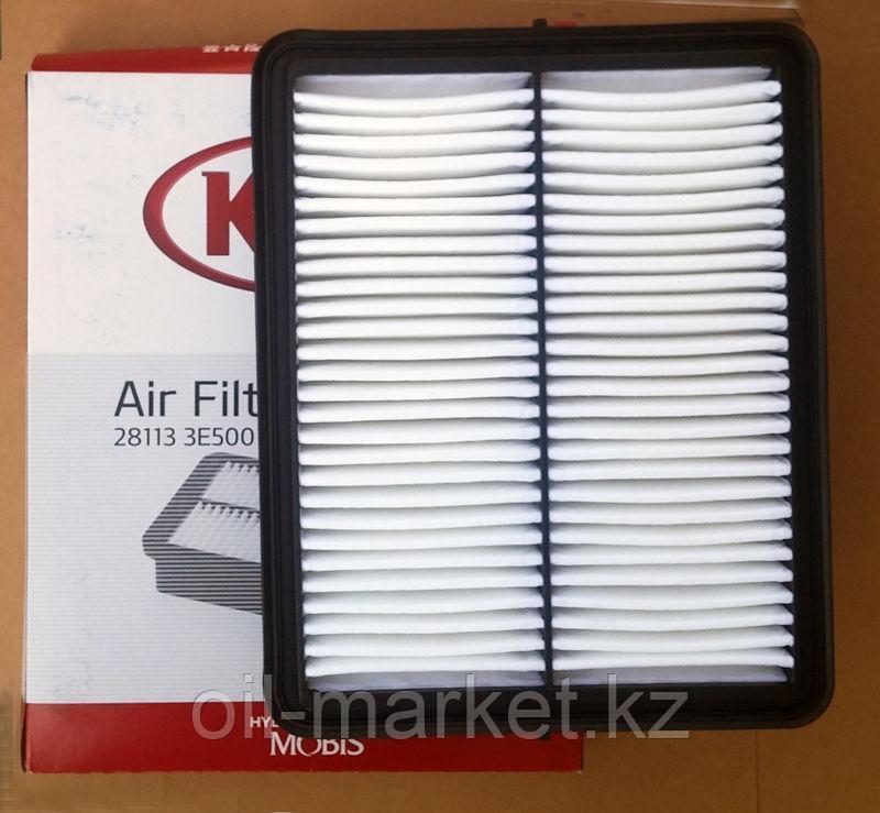 Воздушный фильтр Kia Sorento I JS 2.5 CRDI, 3.3; 3.5; 3.8: V6; 2005-2014