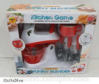 """Детский игрушечный блендер с аксессуарами """"Funny Blender"""" Kitchen Game"""