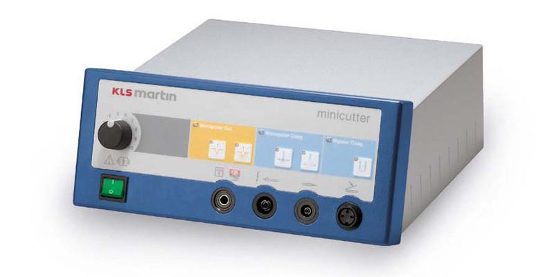 Электрохирургический аппарат Minicutter (электрокоагулятор), фирма Gebruder Martin / KLS Martin