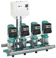 Насосные установки для систем водоснабжения