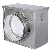 Воздушный фильтр для круглых каналов систем вентиляции д. 100 мм.