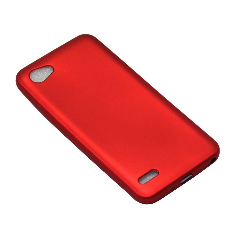 Чехол Плотный Матовый iPhone X