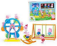 Игровой набор парк колесо обозрения (Свинка Пеппа) XZ-365