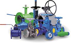 Арматура для центрального отопления и водоснабжения
