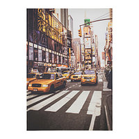 Картина Пьеттерид, Такси Нью-Йорка