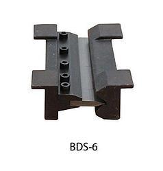 Насадка листогиб  BDS-6 на тиски 150 мм