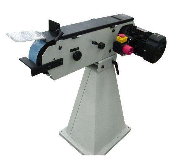 Ленточно-шлифовальный станок SD-150 (Blv)
