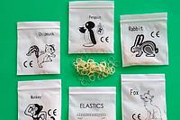Тяги (эластики и резинки) для брекетов