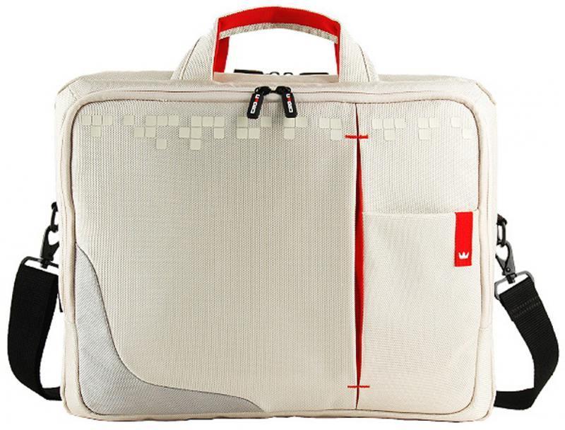 Сумка для ноутбука CROWN CCG4417W white