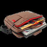 Сумка для ноутбука CROWN CMSBG-4410 brown, фото 3