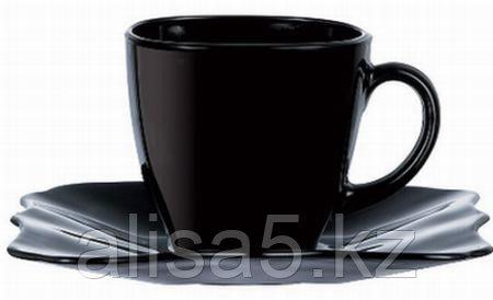 AUTHENTIC black сервиз чайный 22cl, уп.