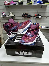 Баскетбольные кроссовки Nike Lebron 13 (XllI) Cleveland Cavaliers