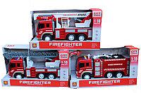 Пожарная машина (музыкальная)350АВС