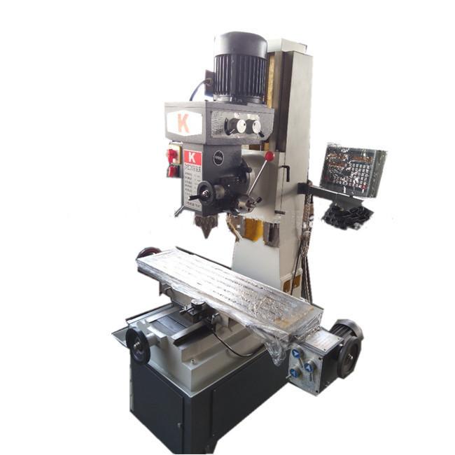 Сверлильно-фрезерный станок ZX50CM-t (УЦИ)(Blv)