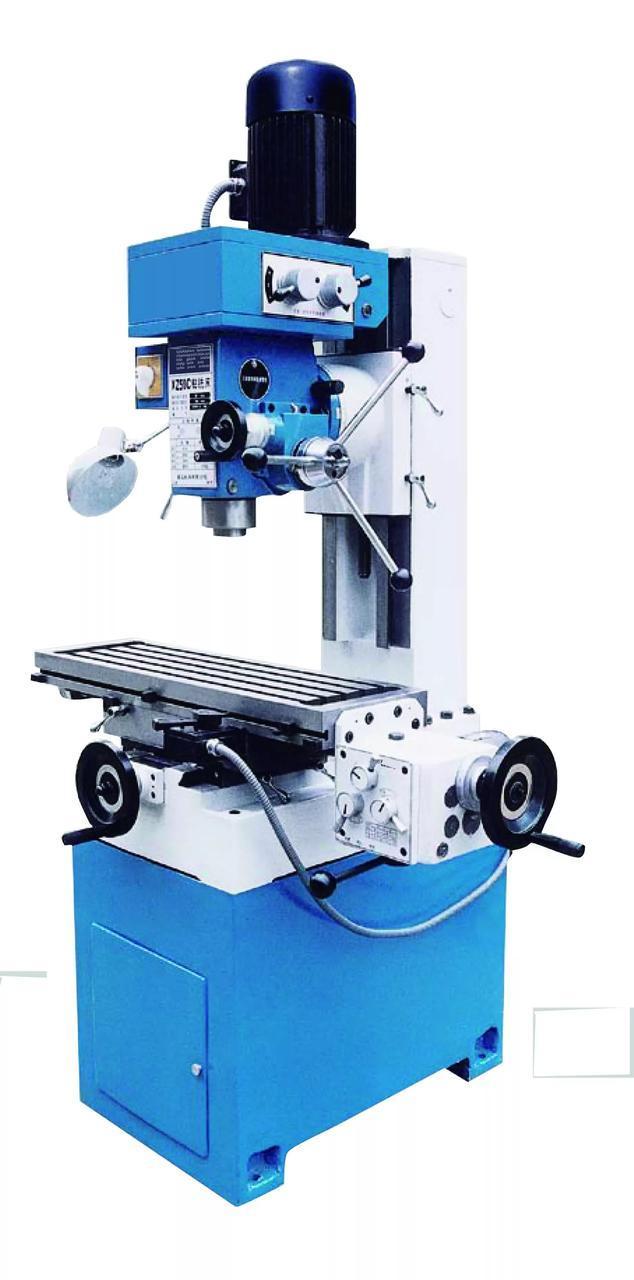 Сверлильно-фрезерный станок ZX50C (Blv)
