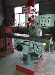 Сверильно-фрезерный станок ZX6350A (Blv)