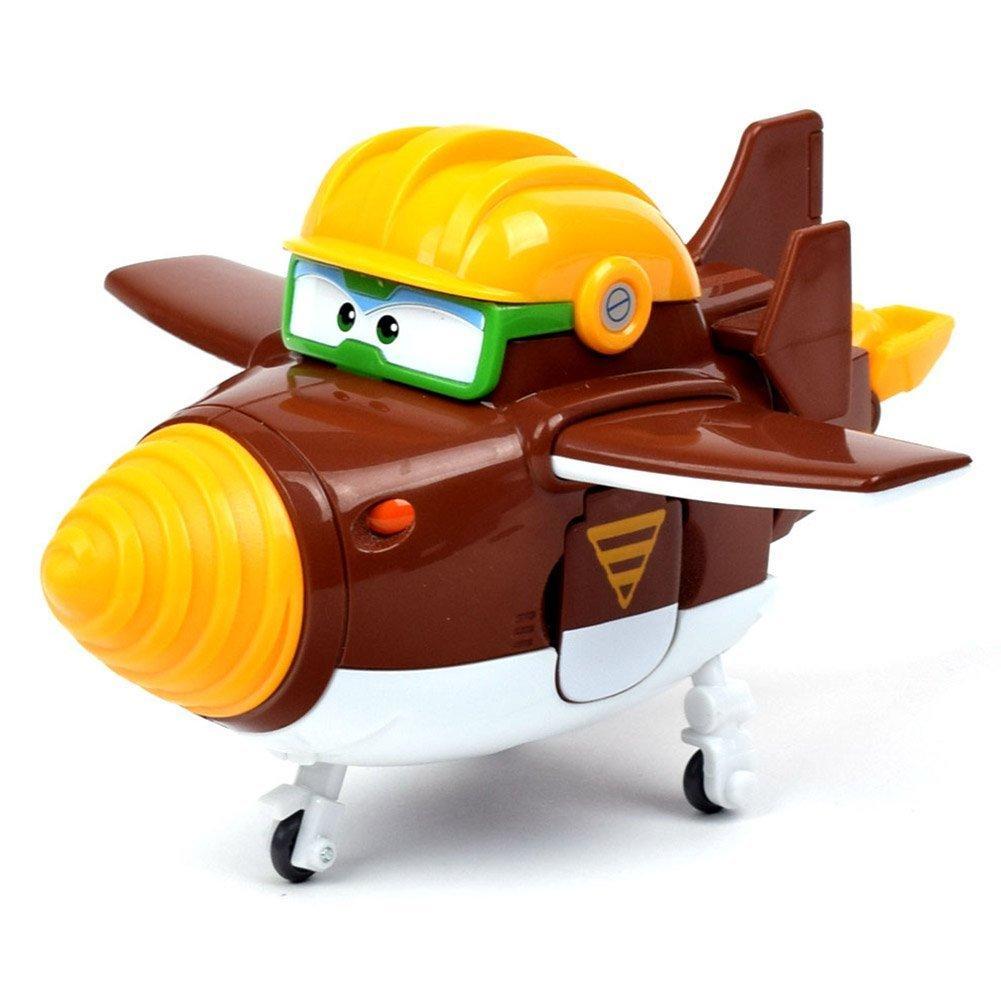 Трансформер Super Wings  Тодд Супер крылья EU720222