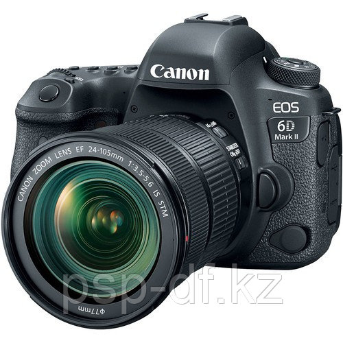 Фотоаппарат Canon EOS 6D Mark II kit 24-105mm f/3.5-5.6 IS STM гарантия 1 год